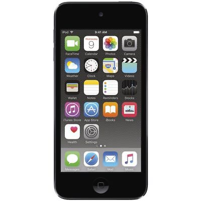iPod Touch Gen 6 128GB Space Grey
