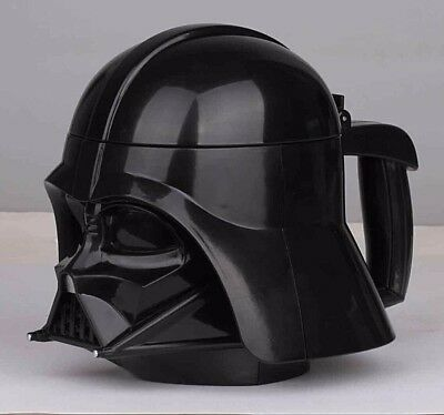 Star Wars Darth Vader 3D Coffee Mug + Box Authentic Milk Beer Cup Collectibles