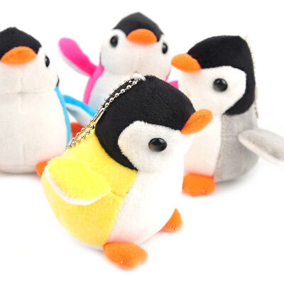 Penguin Stuffed Toy Penguin Keychain Plush Stuffed Doll Hot