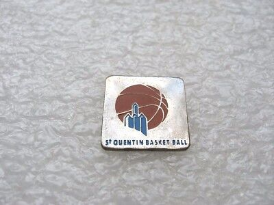 Pin's Saint Quentin Basket Ball Pins Pin Club Sport Q13