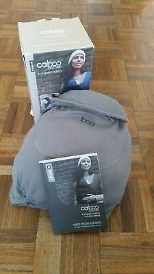 close caboo organic baby carrier