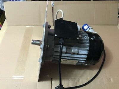 1.5 KW 2.0 HP Electric Motor Single Phase 230V 2800 RPM