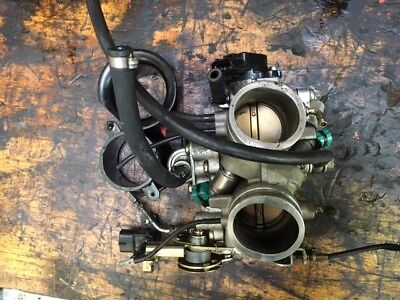 Aprilia Rsv 1000 Gen 1 2002 Throttle Bodies