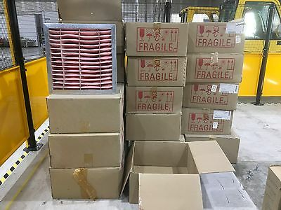 Air Filters for clean rooms, industrial, Camfill assorted lot. Never used, old