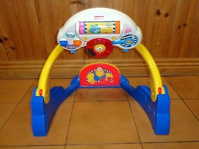Fisher Price kick and play activity centre