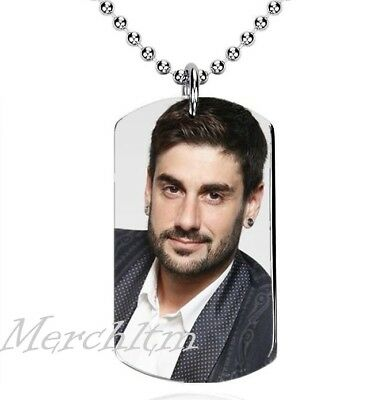 Colgante, Dog Tag, Placa militar - Melendi , new, A
