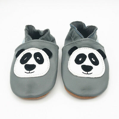 *SECONDS* BOYS 0-6 MONTHS - Dotty Fish Soft Leather Baby and Toddler Shoes