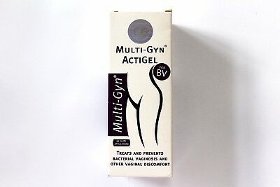 Multi-Gyn Actigel - Treats & Prevents Bacterial Vaginosis - Up To 25 Application
