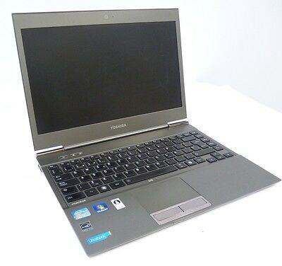 NOTEBOOK ULTRABOOK TOSHIBA PORTEGE Z930 i5 1.80GHZ SSD128GB 4GB RAM WIN 7 P