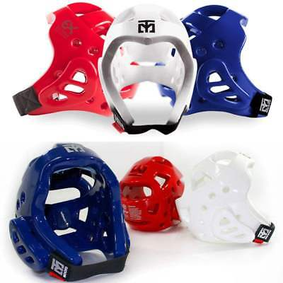 NEW MOOTO EXTERA Taekwondo Head Guard - WTF APPROVED Head Gear Guard Protector