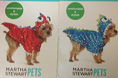 Dog Halloween Fancy Dress Outfit Dragon Monster Costume Extra Small Medium Large