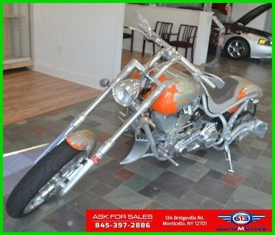 Bourget Fat Daddy 300  2004 Bourget Fat Daddy 300 Motorcycle Used