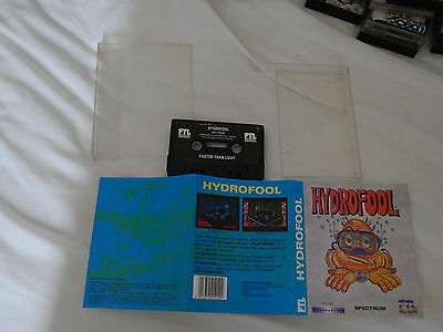 Sunday Flood Of Quality ZX Spectrum Software:- FTL Hydrofool