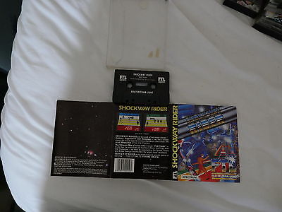 Sunday Flood Of Quality ZX Spectrum Software:- FTL Shockway Rider