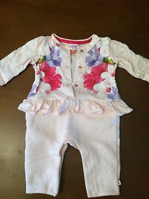 Ted Baker Baby Girl 0-3 Months