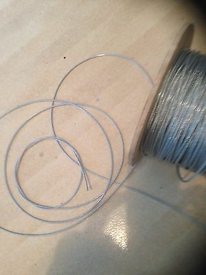 Antenna Wire 20m Polyweave Dipole Atu Loop Aerial Wire Longwire G5rv Endfed