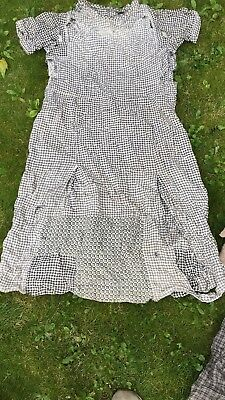 ancienne robe grand mere patch hobo