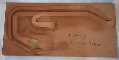Factory Left Ramp Mold For Williams Pin2000 Wizard Blocks Prototype Pinball!