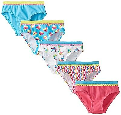 Fruit of the Loom Big Girls' Panties Cotton Stretch Hipster(Pack of 5) Size 16
