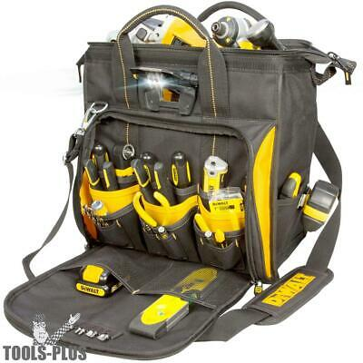 DeWalt DGL573 Lighted Technicians Tool bag New