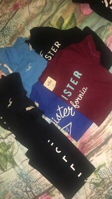 girls hollister Tops Bundle Xs