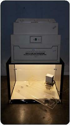 Heat Systems-Ultrasonics Fe-200 Hpa Mystaire Ductless Fume Enclosure Hood @