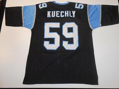 New NIKE NEW LUKE Kuechly Carolina Panthers NFL Jersey NWT Mens XL