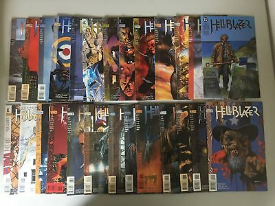 Lot of 26 Hellblazer (1988) #62-85 100 101 VF Very Fine