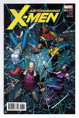Astonishing X-Men #3 1:25 Dale Keown Variant First Print Marvel Comics Nm