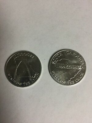 Shell Game Coins