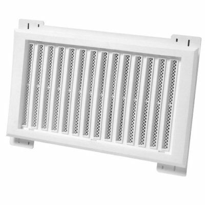 Mobile Prefab Home Skirting Foundation Vent - White
