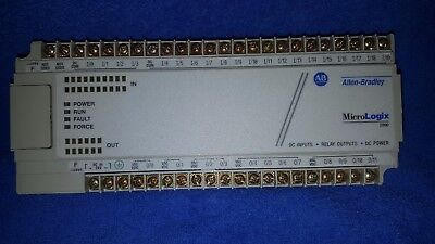 Allen Bradley 1761-L32Bwb Ser.a Frn 2.0 In Used Working Cond. No Doors
