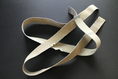 WW1 British Pattern 1908 webbing straps braces P-08 WWI