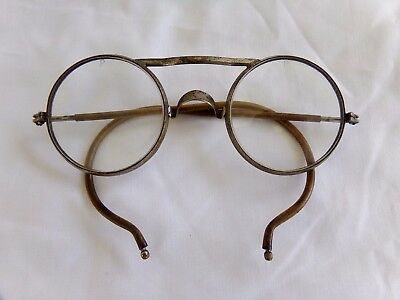 Antique Prescription Eye Glasses Harry Potter Styled