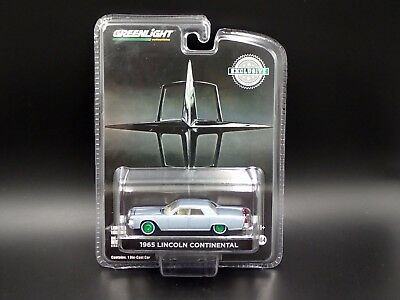 1965 Lincoln Continental 2017 Greenlight Hobby Exclusive Green Machine Chase #30