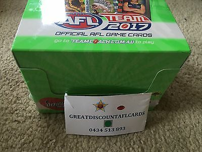 2017 Teamcoach Sealed Box Of 36 Packets Free Express Post.