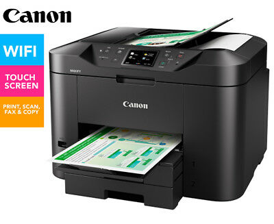 Canon Office Maxify MB2760 All-In-One Inkjet Printer - Black