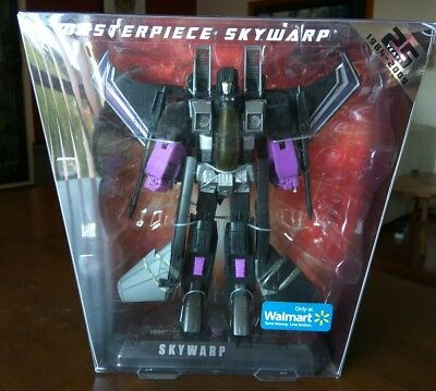 Transformers Masterpiece SKYWARP walmart exclusive