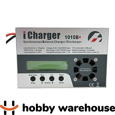 iCharger 1010B+ 10A Synchronous Balance Charger / Discharger
