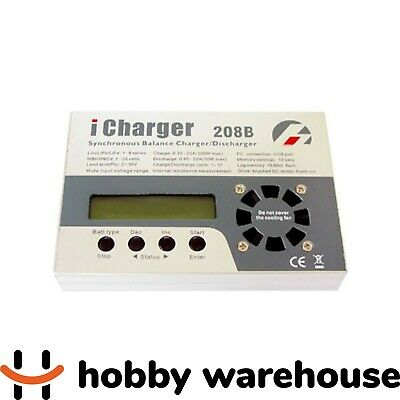 iCharger 208B 20A Synchronous Balance Charger / Discharger