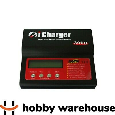 iCharger 306B 6S 30A 1000W Synchronous Balance Charger / Discharger