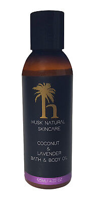 Coconut Oil With Lavender 100% Natural Ingredients For Bath And Body