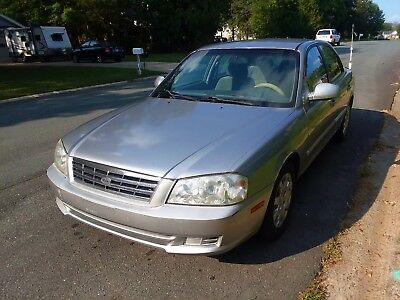 2002 Kia Optima LX Runs & Drives Very Good