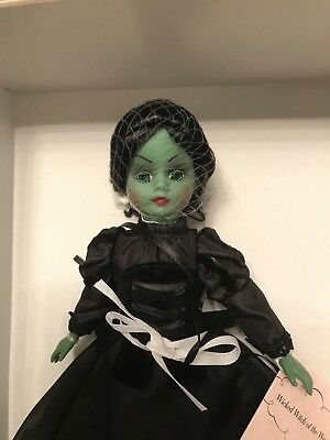 """Madame Alexander Wicked Witch of the West 10"""" 42400 MIB"""