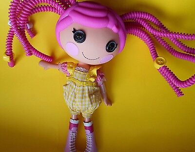 Lalaloopsy Jewel Sparkles Pink Silly Hair 28cm MGA 12-04