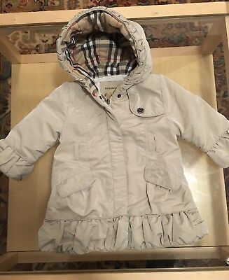 Burberry Baby 12m Jacket