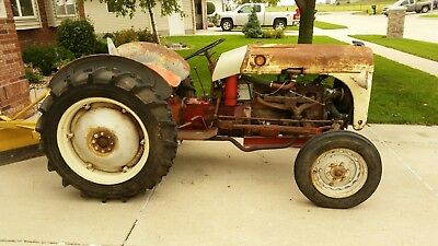 Ford 8n Tractor 6cyl Funk Conversion