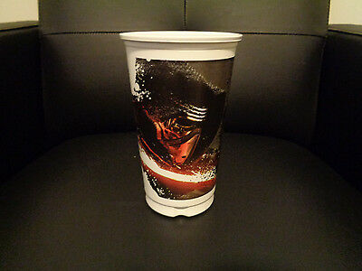Star-Wars-promotional-Subway-cup-Kylo-Ren RARE!