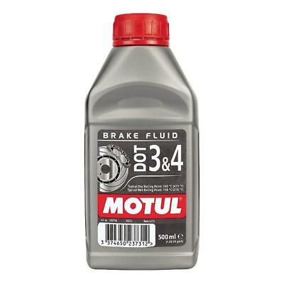 MOTUL Brake Fluid DOT 3 & 4  -500ml
