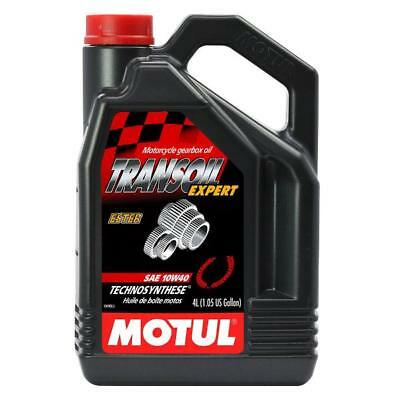 MOTUL Transoil Expert 10W 40 Transmission Fluid 4 Litre - Road & Off Road Use